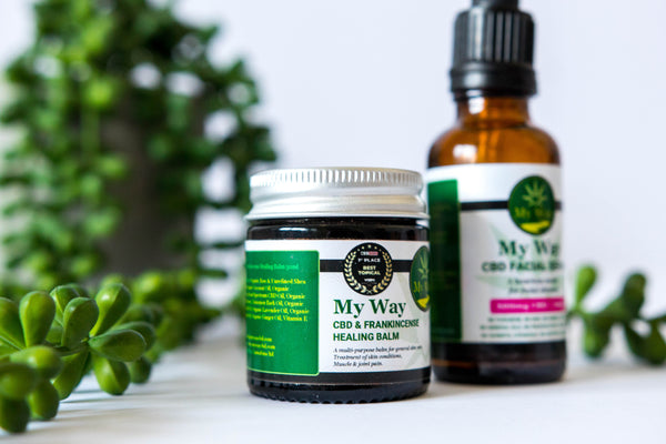 myway CBD products