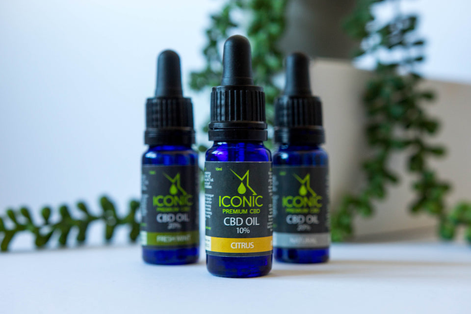 Iconic CBD products UK the legal hempire