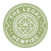 The Legal Hempire CBD Logo