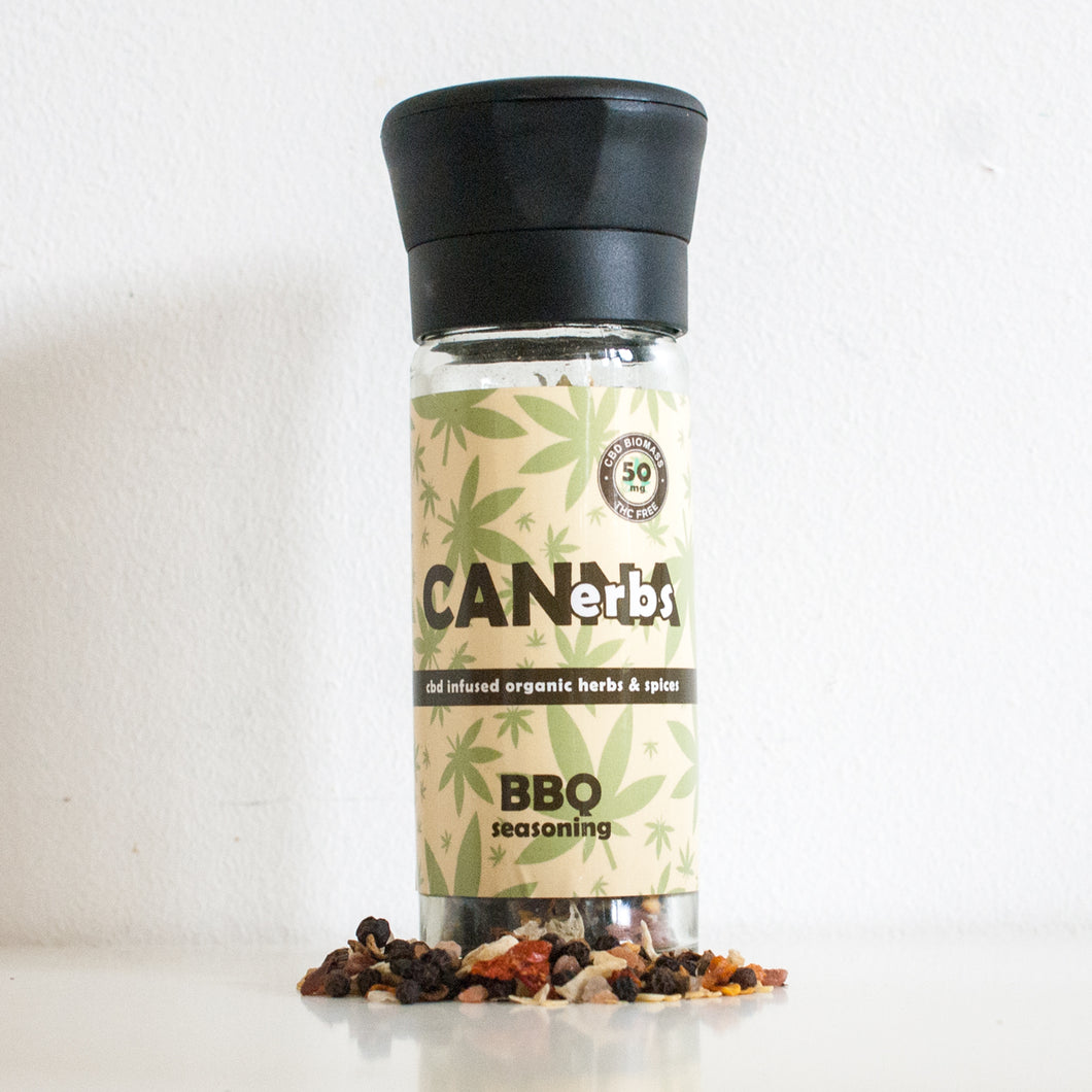 Organic BBQ CBD Seasoning