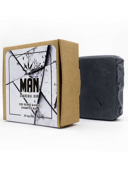 CBD Beard & Hair Shampoo Bar 100mg