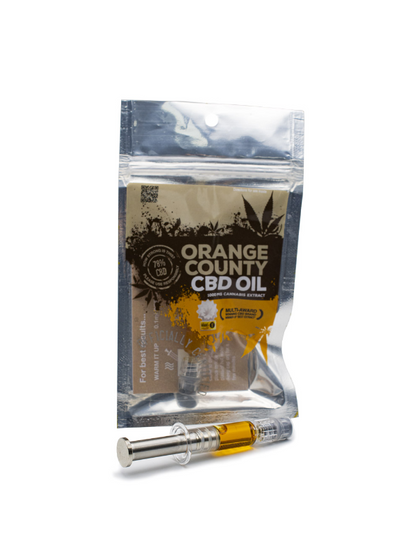 Orange County Pure Cannabis Extract