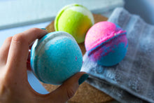 Load image into Gallery viewer, Bath Bomb Balls, Lucky Dip! 100mg CBD
