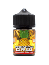 Load image into Gallery viewer, Orange County 'Cali Range' Vape Juice - Pineapple Express 50ml (Zero THC)