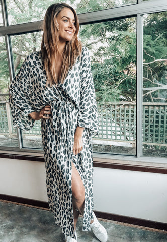 WILD LOVE STEVIE MAXI GOWN