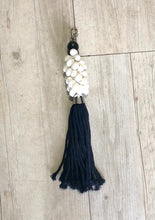 Load image into Gallery viewer, LIMA SHELL CLIP TASSEL