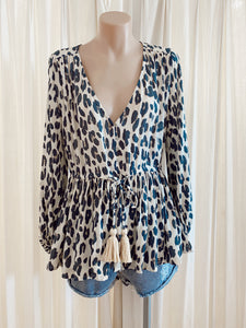 WILD LOVE MARNI BLOUSE