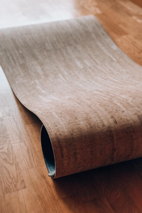 5mm Sustainable Cork Yoga Mat