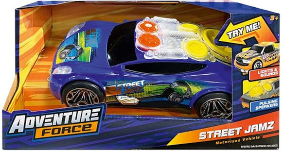 a photo of the product: Auto Street Jamz
