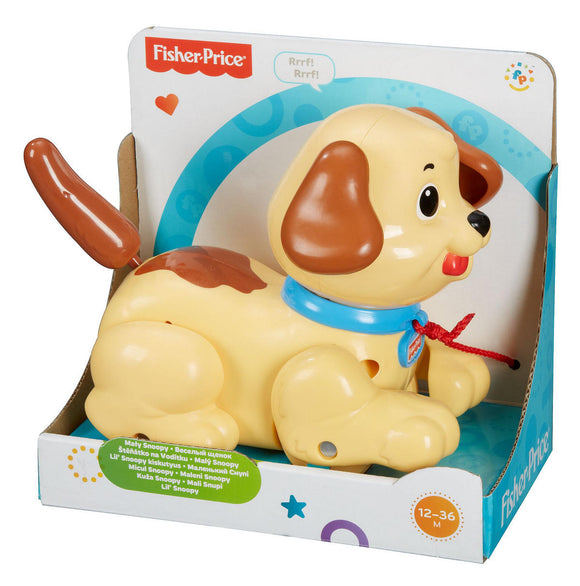 a photo of the product: Fisher Price Lil &  Snoopy