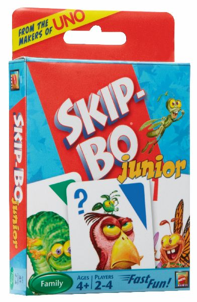 a photo of the product: Skip bo junior