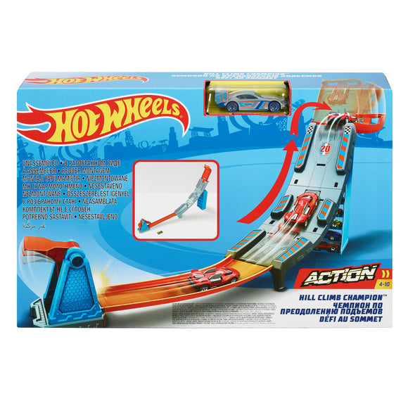 a photo of the product: Hot Wheels Action - Hill Climb Champion