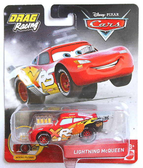 a photo of the product: Cars XRS Drag Racing Singles assorti