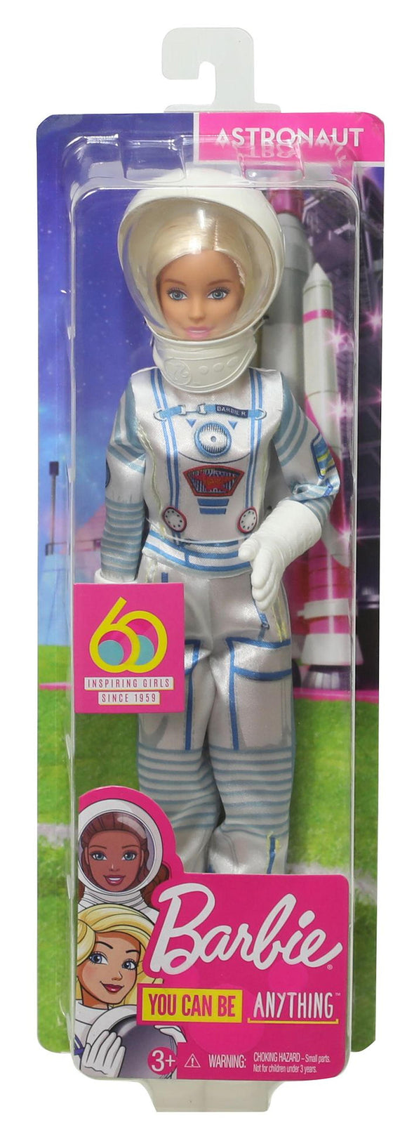 a photo of the product: Barbie I Can Be - Astronaut