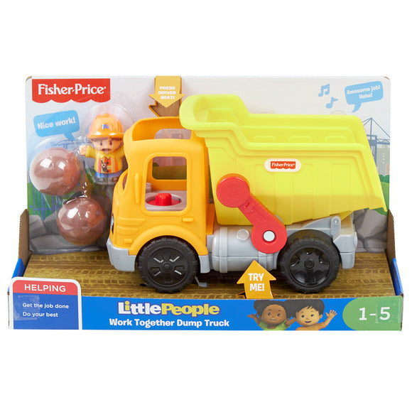 a photo of the product: Little People - Truck