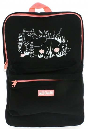 a photo of the product: Blueprint Collections rugtas Moomin 7 liter zwart
