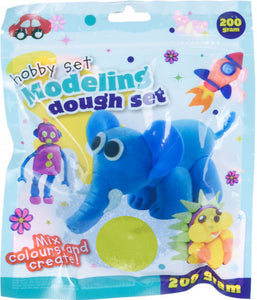 a photo of the product: Free and Easy speelklei junior 200 gram geel