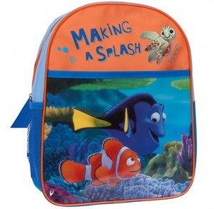 a photo of the product: Kamparo rugzak Finding Dory 5 liter blauw/oranje