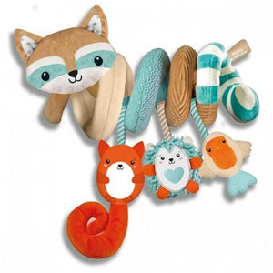 a photo of the product: Clementoni knuffelhanger 20 cm