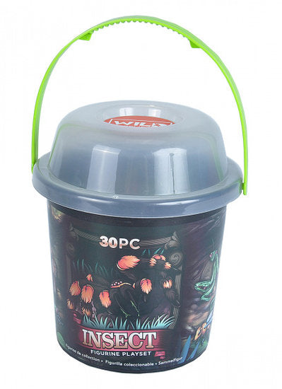 a photo of the product: Wild Republic speelset Insect junior 30-delig