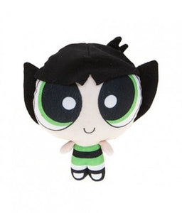 a photo of the product: Kamparo pluchen knuffel Powerpuff Girls 38 cm groen