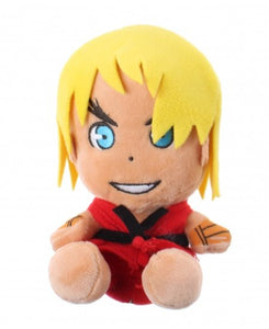 a photo of the product: Kamparo knuffel Street Fighter Ken 25 cm