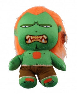 a photo of the product: Kamparo knuffel Street Fighter Blanka 28 cm