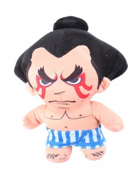 a photo of the product: Kamparo knuffel Street Fighter E. Honda 28 cm