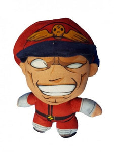 a photo of the product: Kamparo knuffel Street Fighter M. Bison rood 43 cm