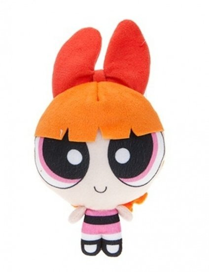 a photo of the product: Kamparo knuffel Powerpuff Girls pluche 50 cm oranje