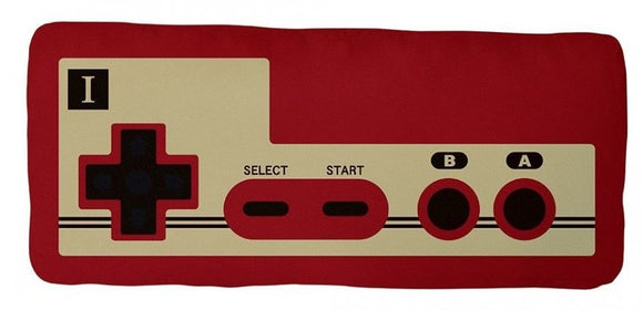 a photo of the product: Little Buddy knuffel Nintendo: Famicom Controller 16 cm rood