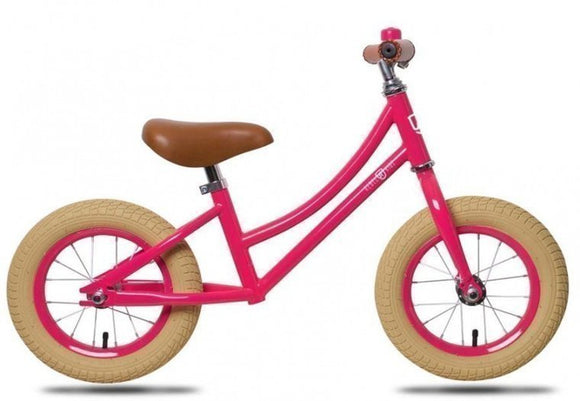 a photo of the product: Rebel Kids loopfiets Julia 12 Inch Meisjes Roze