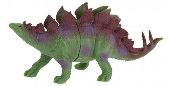 a photo of the product: Free and Easy opgravingsset dinosaurus 4-delig groen