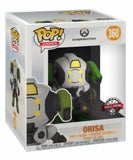 a second photo of the product: Funko actiefiguur Pop! Games Overwatch Orisa 15 cm
