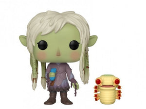 a photo of the product: Funko Pop! TV: The Dark Crystal - Deet 10 cm