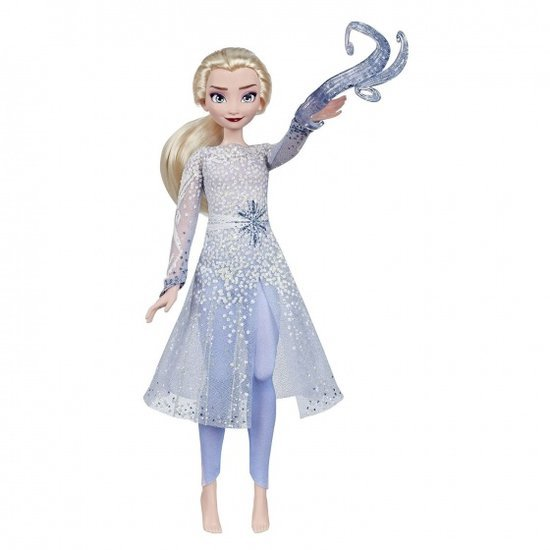 a photo of the product: Hasbro Frozen 2 Magical Discovery Elsa 32 x 23 cm multicolor