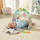 a fourth photo of the product: Fisher-Price speelmat Activity Center Luiaard polyester 7-delig