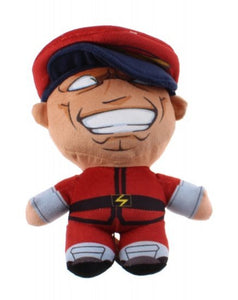 a photo of the product: Kamparo knuffel Street Fighter M. Bison 20 cm