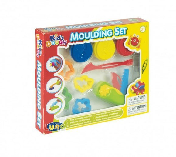 a photo of the product: Luna kleiset Kid's Dough 9-delig