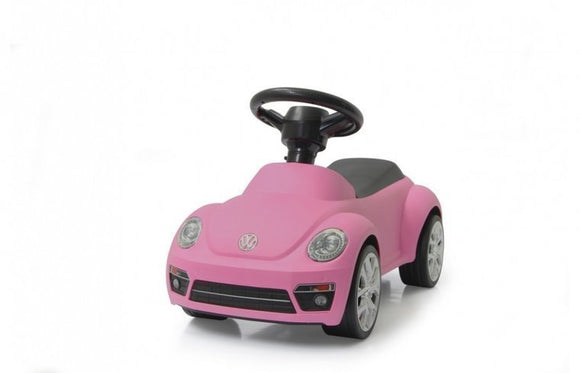 a photo of the product: Volkswagen loopauto Beetle 70 x 30 x 38 cm roze