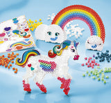 a second photo of the product: Totum strijkkralen set unicorn 3D multicolor 3-delig