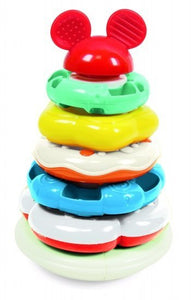 a photo of the product: Clementoni stapelringen Mickey multicolor