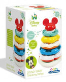 a second photo of the product: Clementoni stapelringen Mickey multicolor
