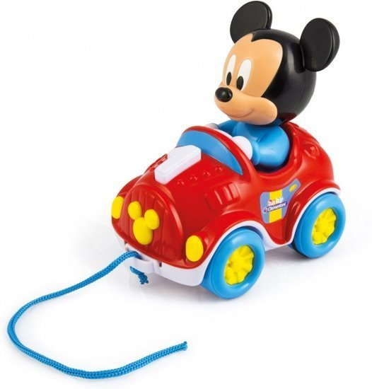 a photo of the product: Clementoni trekfiguur Mickey Mouse 21 cm
