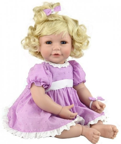 a photo of the product: Adora Toddler Time exclusive Emma 51 cm paars