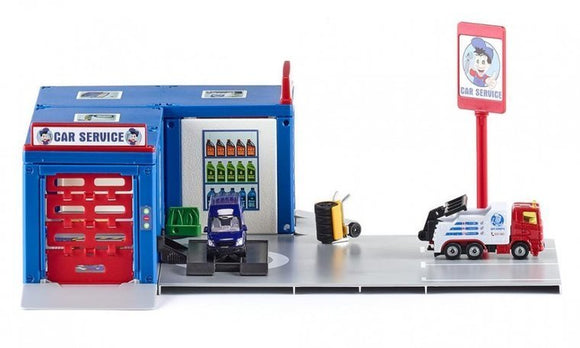 a photo of the product: Siku World 1:50 autogarage (5507)