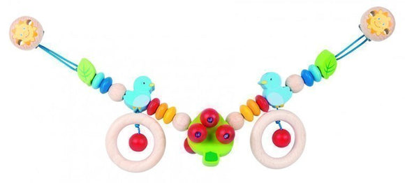 a photo of the product: Heimess Kinderwagenspanner Vogel 40cm