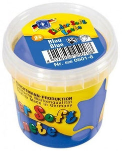 a photo of the product: Feuchtmann Kinder Soft Knete Basic Klei 150 gram Blauw