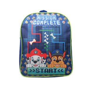 a photo of the product: Nickelodeon rugzak Paw Patrol junior 8 liter polyster blauw