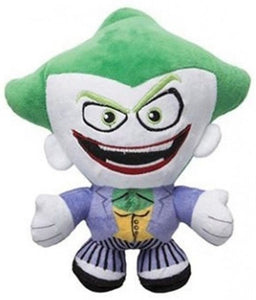 a photo of the product: DC Comics knuffel in cadeaubox The Joker pluche 20 cm paars/groen